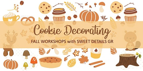 FALL COOKIE DECORATING WORKSHOPS tickets