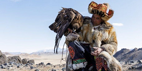 Mongolia - Eagle Hunters. A talk by Julian Elliott, travel photographer. tickets