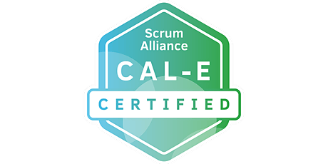 Certified Agile Leadership I (CAL E/O) VIRTUAL bilhetes