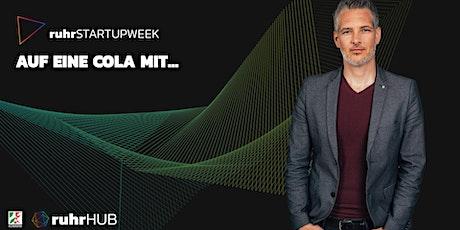 Auf eine Cola mit Christoph Büth, NRW.Bank Tickets