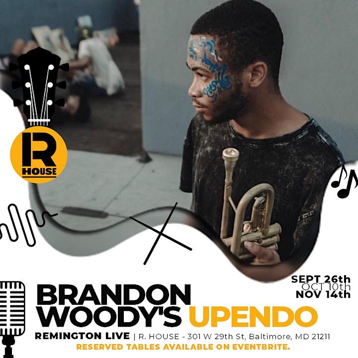 Remington Live: Brandon Woody's UPENDO image