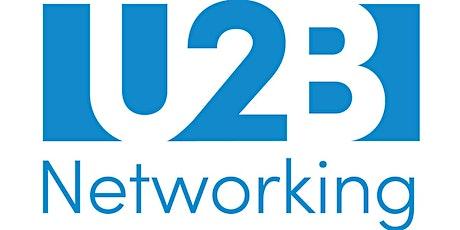 U2B Networking Online - Shrewsbury Group - Free Meetings tickets