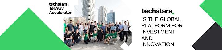 Techstars Tel Aviv Virtual Demo Day image