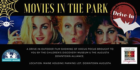 Hocus Pocus: Movies in the Park(ing Lot) tickets