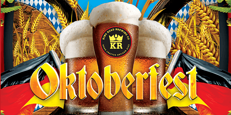 Oktoberfest @ KRB | 18+ Ticketed Event tickets