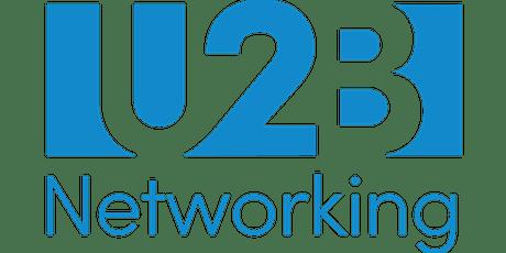 U2B Networking Online -  Uttoxeter Group tickets
