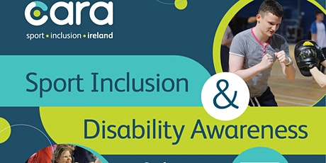 Online Sport Inclusion & Disability Awareness Webinar tickets