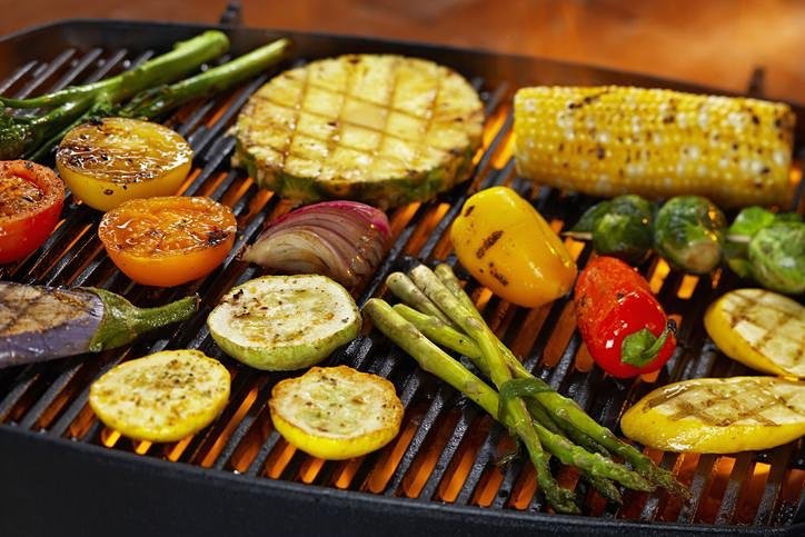 Virtual Veg Edge: Grilling and Chilling