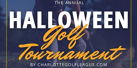 Halloween Golf Tournament tickets