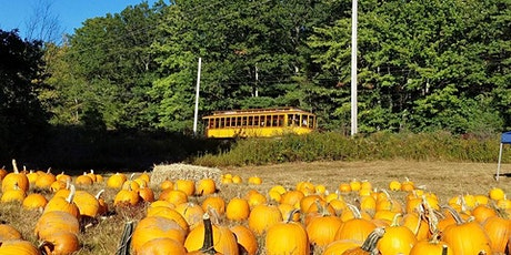 Pumpkin Patch Trolley tickets