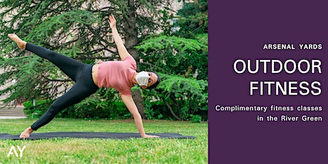 Arsenal  Yards: Outdoor Fitness - Slow Power Yoga tickets