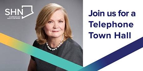 SHN Community Telephone Town Hall tickets