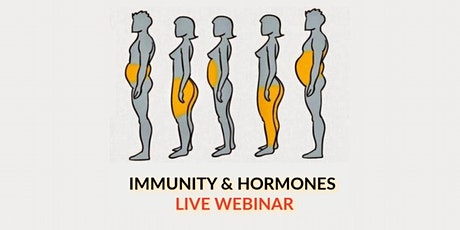 Live Webinar: Balancing Hormones & Supporting Immunity tickets
