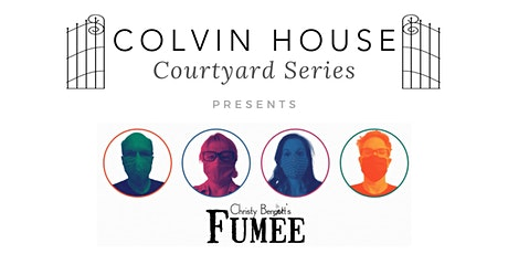 The Courtyard Series: Fumée Jazz tickets