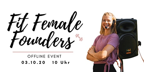 Fit Female Founders tickets