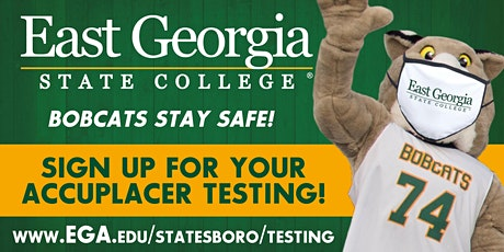 Accuplacer Testing - East Georgia State College-Statesboro tickets