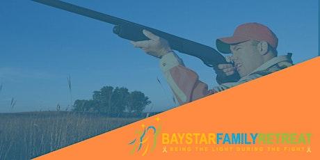 Copy of Shoot for the Stars- Clay Shoot Benefiting Baystar Family Retreat tickets