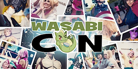 WasabiCon 2021 tickets