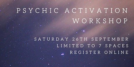 Psychic Activation Workshop tickets