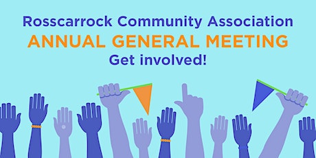 Annual General Meeting: Rosscarrock Community Association tickets