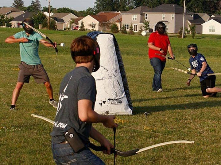 DATE CHANGE - Allies  Event - Tomahawks, Pistols, Archery Tag, and more image