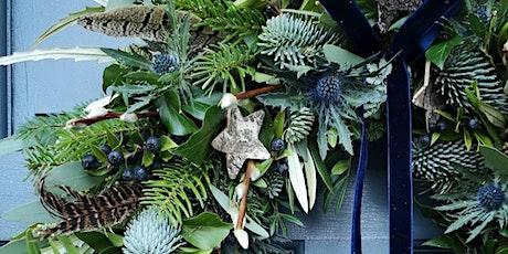 Christmas Wreath Workshop @ElkCoffee tickets