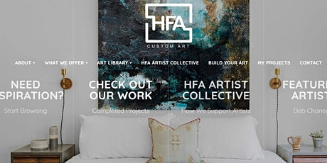 HFA Custom Art Open House - IDS 2020 tickets
