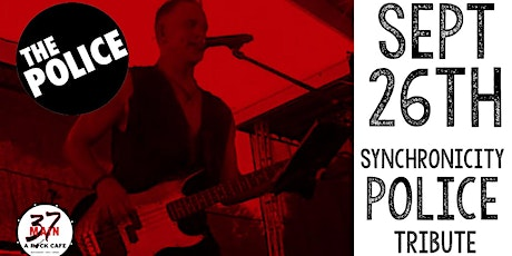 Synchronicity (The Ultimate Police Tribute) tickets
