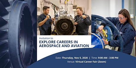 Explore Careers in Aerospace and Aviation in Manitoba tickets