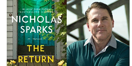 In-Store Photo-Op with Nicholas Sparks, Author of THE RETURN tickets