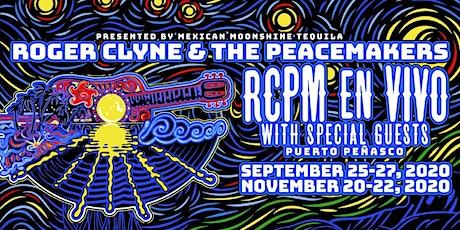 Roger Clyne & The Peacemakers EN VIVO en PENASCO September 25-27, 2020 tickets