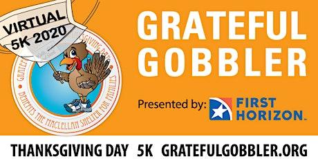 2020 Grateful Gobbler 5K tickets