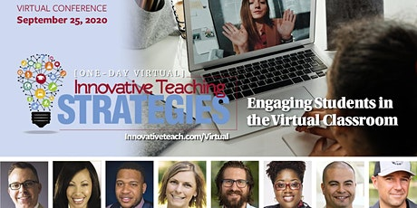Innovative Teaching Strategies Virtual 1-Day Conference tickets