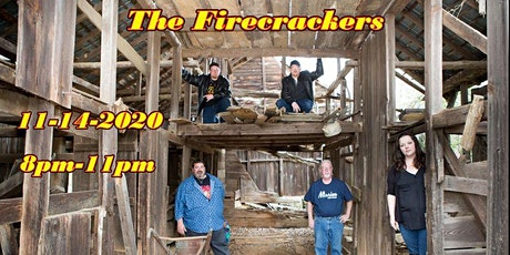 The Firecrackers Live! tickets