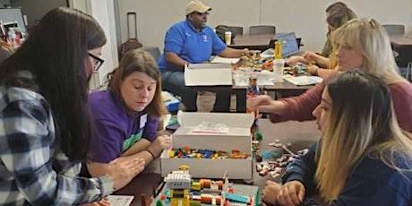 FIRST® LEGO League Explore Professional Development-2 Saturdays 11am-6pmEST tickets