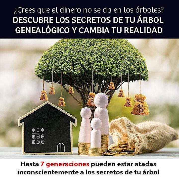 Imagen de Taller Internacional de Psicogenealogía:  sanar conflictos familiaresONLINE