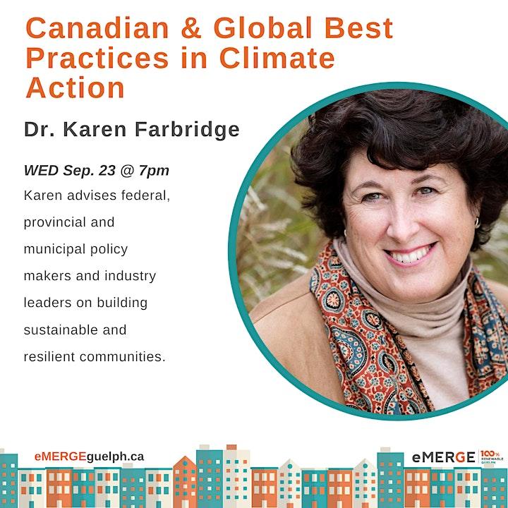How successful communities fight Climate Change - Dr. Farbridge image