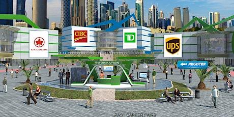 Manitoba Virtual Job Fair - March 18th, 2021 tickets