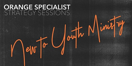 New to Youth Ministry (1-3 years) tickets
