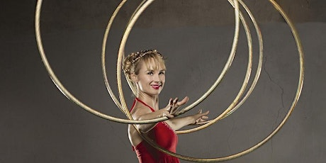 Hula hooping 101 with Kiki Belle on Zoom tickets
