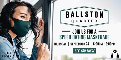 MASKerade Speed Dating at Ballston Quarter tickets