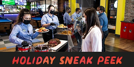 Holiday Sneak Peek Happy Hour tickets