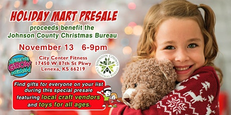 Holiday Mart and Presale tickets