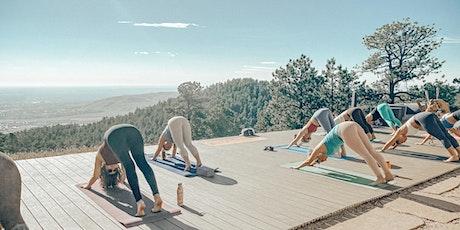 Power Vinyasa Yoga with Kate Stroud tickets