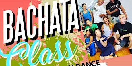 Bachata Class tickets