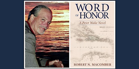 Author Robert N. Macomber Virtual Event tickets