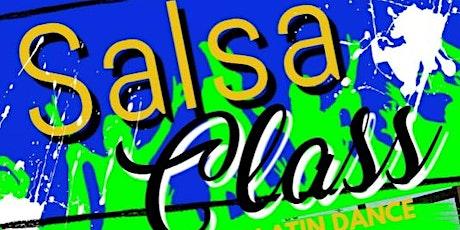 Salsa Class tickets