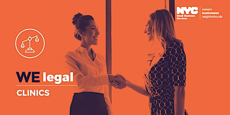 Pro Bono Legal Consultations for Black Women in Business on 09/29/2020 tickets