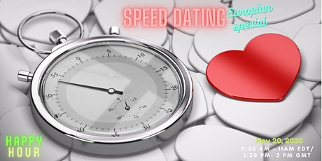 Speed Dating --- Special Love at Special Times (7/8 - European special) tickets