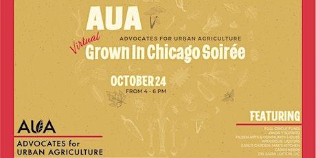 AUA (Virtual) Grown in Chicago Soirée tickets